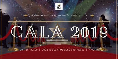 GALA BÉNÉFICE 2019 & CÉLÉBRATION ABB-I billets