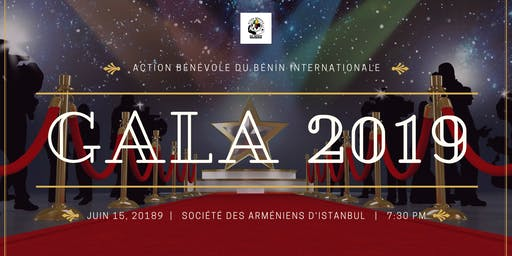 GALA BÉNÉFICE 2019 & CÉLÉBRATION ABB-I