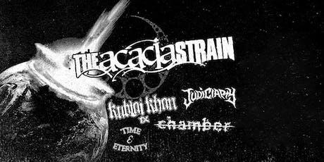 The Acacia Strain tickets