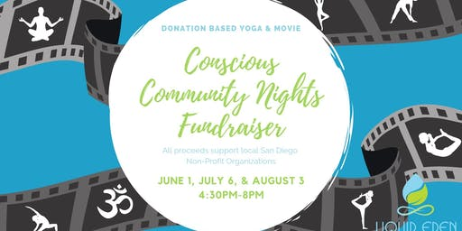 Donation-Based Yoga + Movie Nights