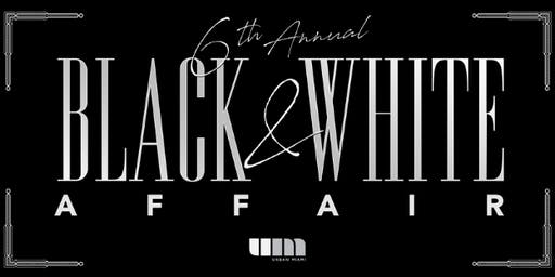 Black & White Affair 2019!