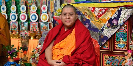 Integration of Dharma and Worldly Activities - Special Event with His Eminence the 7th Kyabje Yongzin Ling Rinpoche - 8/01/2019; 7-9PM tickets