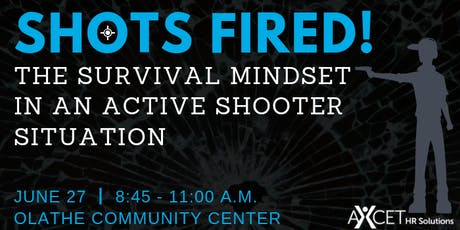 Active Shooter Workshop by Axcet HR Solutions tickets