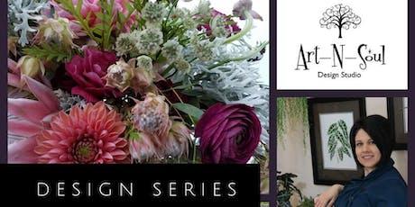 DIY Floral Design tickets