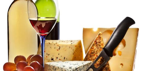 Georgetown Young Professionals Cheese & Wine Pairing Mini Class tickets