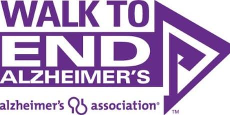 2019 Walk to End Alzheimer's tickets