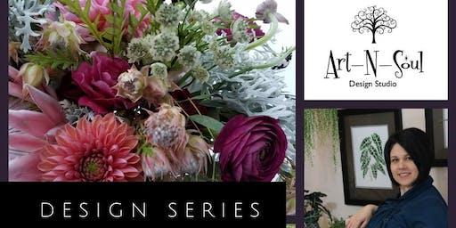 Floral Garden Vasing