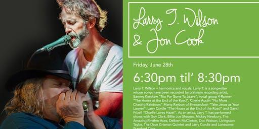 Larry T. Wilson & Jon Cook