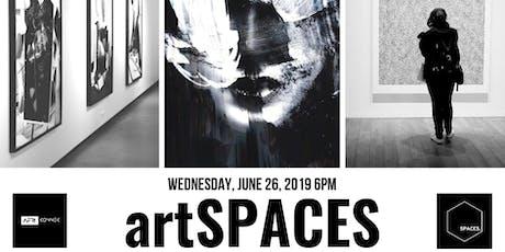 artSPACES - Artist Vendor Registration tickets