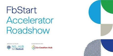 FbStart Accelerator Roadshow 2019 tickets