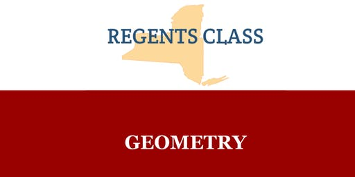 Geometry Regents Class with Curvebreakers Test Prep