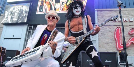 Elton Dan and Almost Kiss tickets