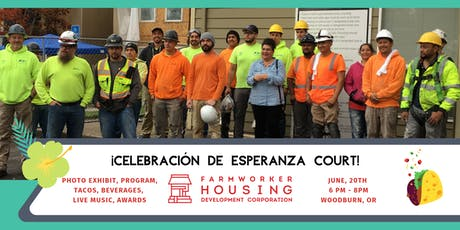 A celebration for Esperanza Court! tickets