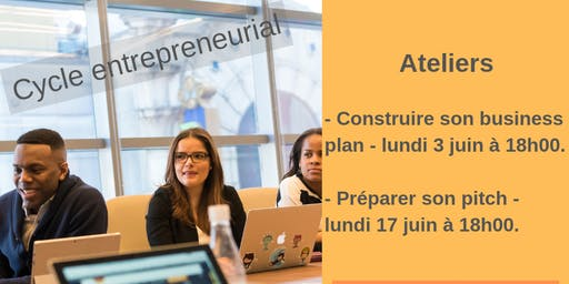 Cycle entrepreneurial : préparer son pitch
