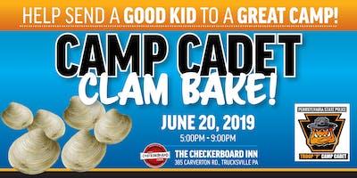 Camp Cadet Clam Bake