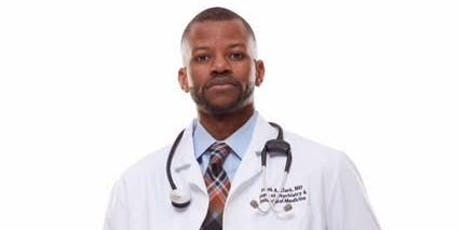Mental Health in the Black Community: A Conversation with Dr. Frank Clark tickets