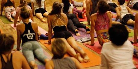 Moana Yoga tickets