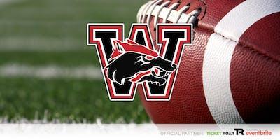 Wichita Falls vs Wylie Varsity Football