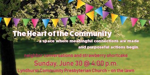 Common Ground at Lyndhurst Community Presbyterian Church