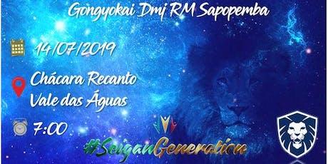 Gongyokai 68 anos de fundação da DMJ - RM Sapopemba ingressos