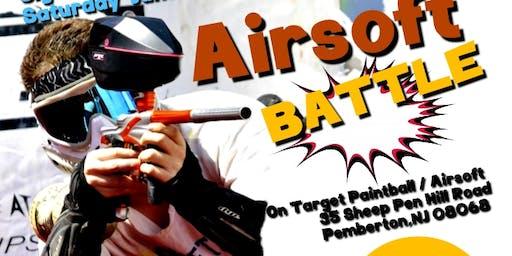 Airsoft Battle