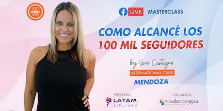 Masterclass: Como Alcancé los 100 MIL Seguidores by VeroSweetHobby #Mendoza entradas