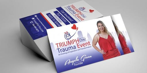 Triumph Over Trauma: An Evening of Inspiration and Transformation