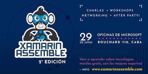 Xamarin Assemble 2019