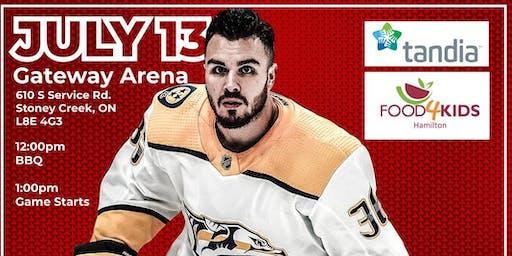 Zac Rinaldo Presents: Hockey Night in Hamilton