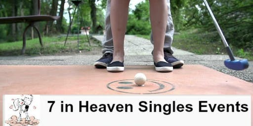 Long Island Singles Mini Golf Tournament for Ages 44-59