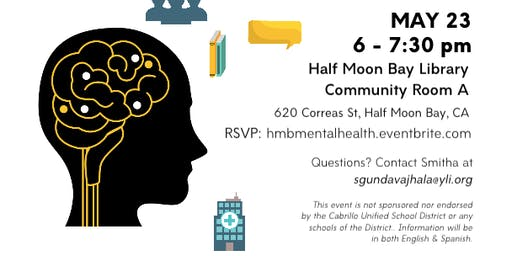 Youth Mental Health in Half Moon Bay: Accessing Resources for Yourself & Others