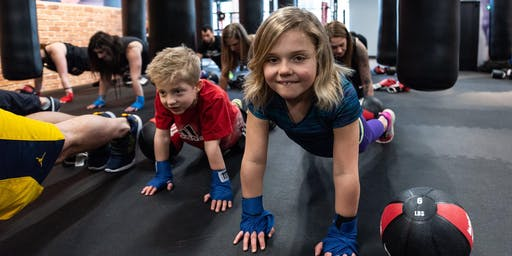SUMMER KID'S CLINIC: BOXING