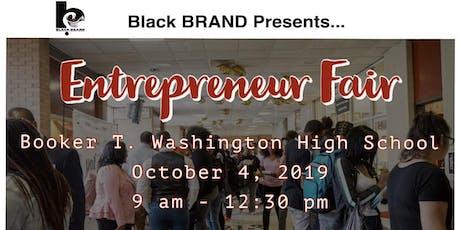 Entrepreneur Fair at Booker T.  tickets