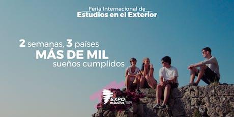 Feria ExpoEstudios 2019-2 Bogotá entradas