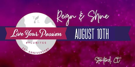 Reign & Shine: YL Live Your Passion Rally 2019  tickets
