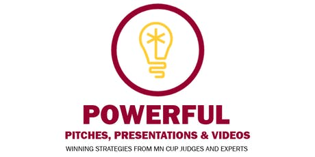 Powerful Pitches, Presentations & Videos | MN Cup Semifinalist Event tickets