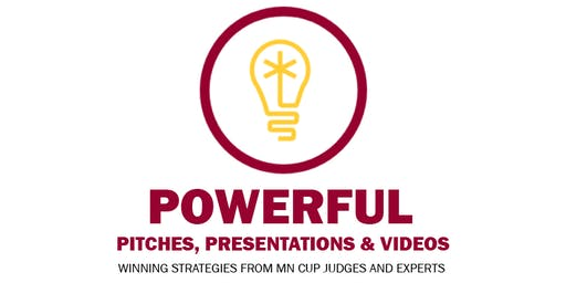 Powerful Pitches, Presentations & Videos | MN Cup Semifinalist Event