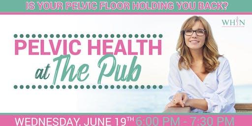 Pelvic Health at the Pub