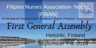Filipino Nurses Association-Nordic 1st General Assembly