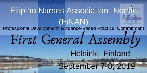 Filipino Nurses Association-Nordic 1st General Assembly