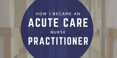 ACUTE CARE NP 1 ON 1 TRAINING COURSE