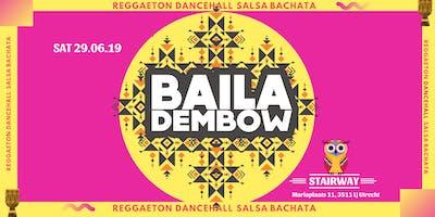 Baila Dembow | Utrecht