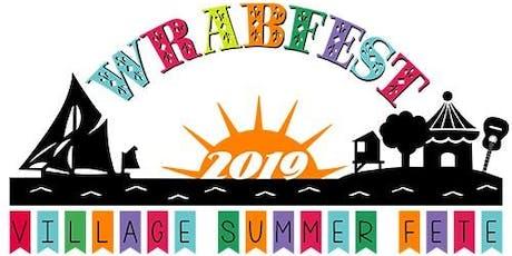 WrabFest tickets