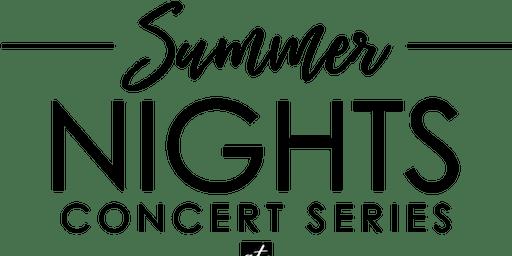 Summer Nights Concert Series: Featuring KALIMBA & PURPLE MANE