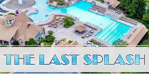 The Last Splash - Ashley's Dream Fundraiser - Pool Party & Concert