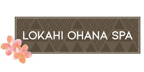 Lokahi Ohana Spa's 2019 Luau tickets