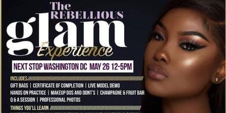 The Rebellious Glam Experience Master Class Tour | Washington DC tickets