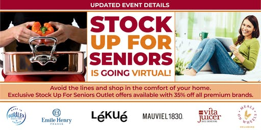 Stock Up For Seniors 2019
