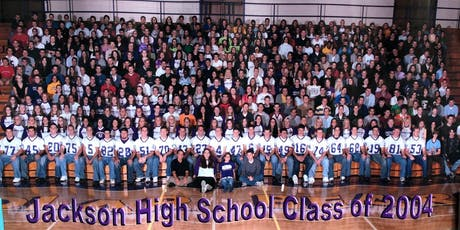 Jackson High School Class of 2004 - 15 Year Reunion tickets