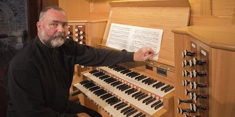 Organ recital by Malcolm Proud tickets